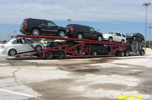 Reliant Auto Transport